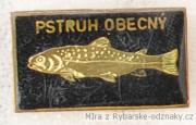 Rybářský odznak Pstruh