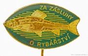 Rybářský odznak Za zásluhy o rybářství