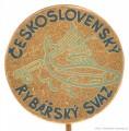 Rybářský odznak Československý rybářský
