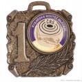 Rybářský odznak První místo Zlatá udice