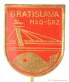 Rybářský odznak MSO SRZ Bratislava