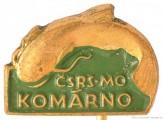 Rybářský odznak ČSRS MO Komárno