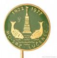 Rybářský odznak MO SRZ Lučenec 1922-1972