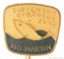 Rybářský odznak SRZ MO Martin