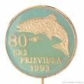Rybářský odznak SRZ Prievidza 1993