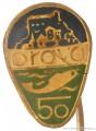 Rybářský odznak Orava