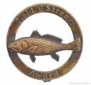 Rybářský odznak Channel Bass 47 lb 0 oz