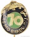 Rybářský odznak ČRS MO Bakov nad Jizerou