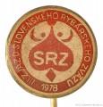Rybářský odznak III. Zjazd SRZ 1978