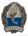 Rybářský odznak Za zásluhy SRZ