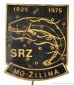 Rybářský odznak SRZ MO Žilina 1925-1975