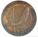 Rybářský odznak SRZ - 75 Rokov