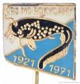 Rybářský odznak ČRS MO Rokycany 1921-197