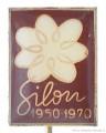 Rybářský odznak Silon 1950-1970
