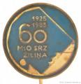 Rybářský odznak MsO SRZ Žilina 60