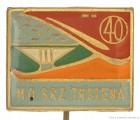 Rybářský odznak MO SRZ Trstená 40