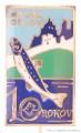 Rybářský odznak MO SRZ Orlov 10 Rokov