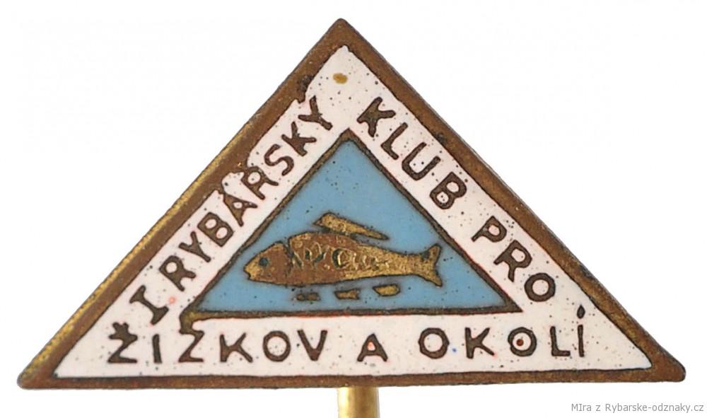 Rybářský odznak Rybářský klub pro Žižkov a okolí