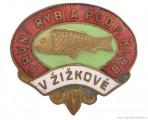 Rybářský odznak První rybářský a podp. k