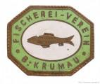 Rybářský odznak Fischerei Verein B.Kruma