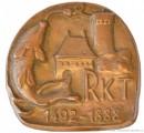 Rybářský odznak RKT 1492-1888
