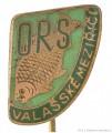 Rybářský odznak ORS Valašské Meziřící