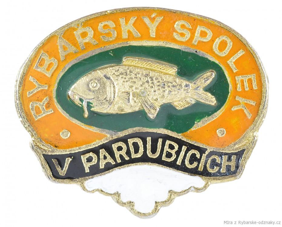Rybářský odznak Rybářský spolek v Pardubicích
