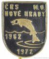 Rybářský odznak ČRS MO Nové Hrady