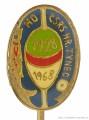 Rybářský odznak MO ČSRS Hr.Týnec