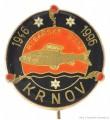 Rybářský odznak Rybářský svaz Krnov 1946