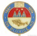 Rybářský odznak MO ČRS Blovice 1894 - 19