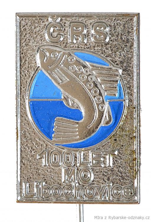 Rybářský odznak 100 let MO ČRS Libochovice