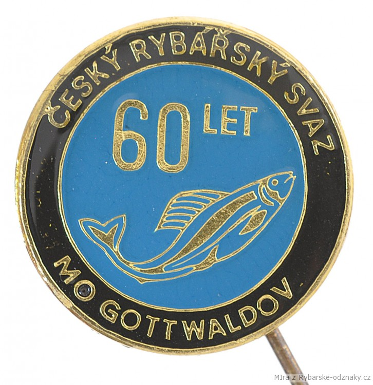 Rybářský odznak ČRS MO Gottwaldov