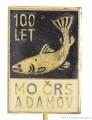 Rybářský odznak MO ČRS Adamov 100 let