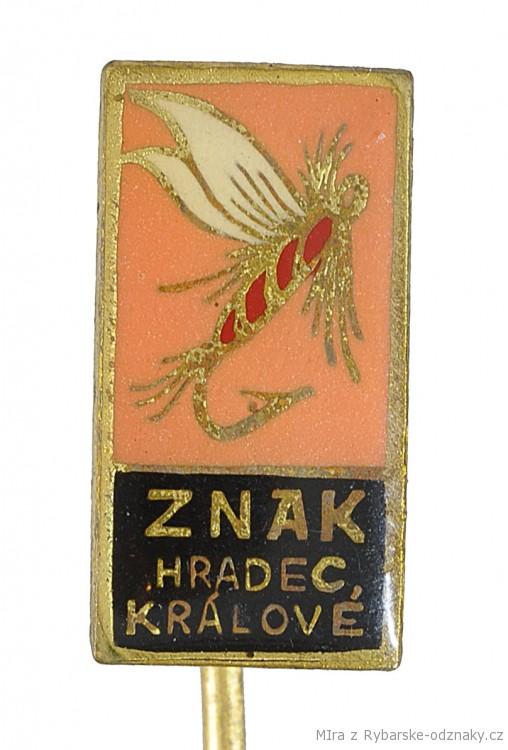 Rybářský odznak Znak