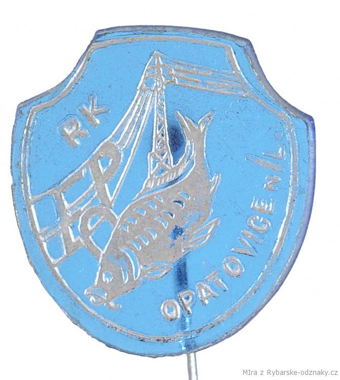 Rybářský odznak RK Opatovice nad Labem