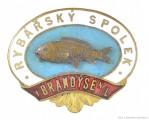 Rybářský odznak Rybářský spolek v Brandý