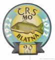 Rybářský odznak ČRS MO Blatná 90 let
