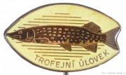Rybářský odznak Trofejní úlovek