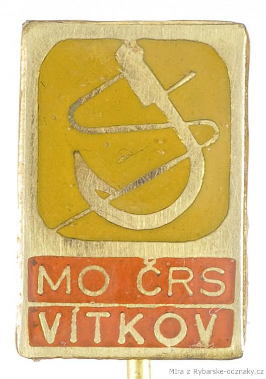 Rybářský odznak MO ČRS Vítkov