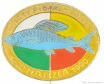 Rybářský odznak ČRS M.O. Plzeň 1890-1990