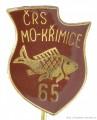 Rybářský odznak ČRS MO Křimice 65 let