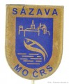 Rybářský odznak MO ČRS Sázava