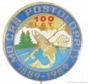 Rybářský odznak MO ČRS Postoloprty 100 l