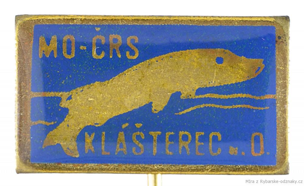 Rybářský odznak MO ČRS Klášterec nad Ohří