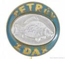Rybářský odznak Petrův zdar - kapr