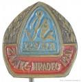 Rybářský odznak Ryna - Znak Hradec Králo