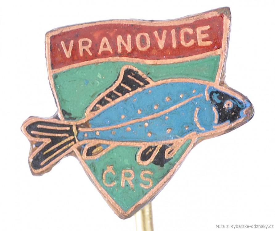 Rybářský odznak Vranovice