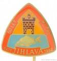 Rybářský odznak MO ČRS JIhlava 60 let