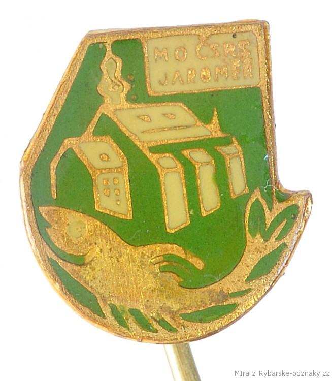 Rybářský odznak MO ČSRS Jaroměr